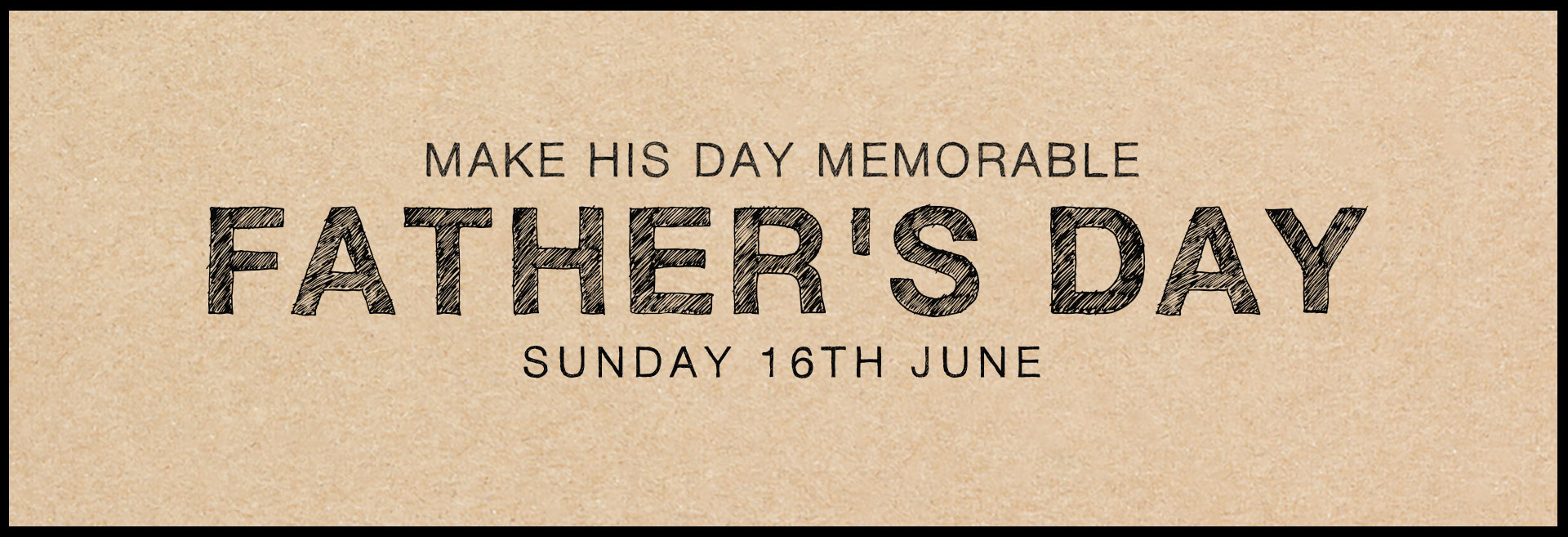 Father's Day at The Clifton