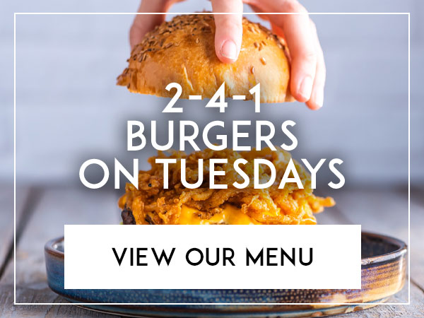 Burger Tuesdays